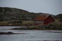 Old boat shack - Frøya