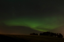 Northern lights - Melhus 3