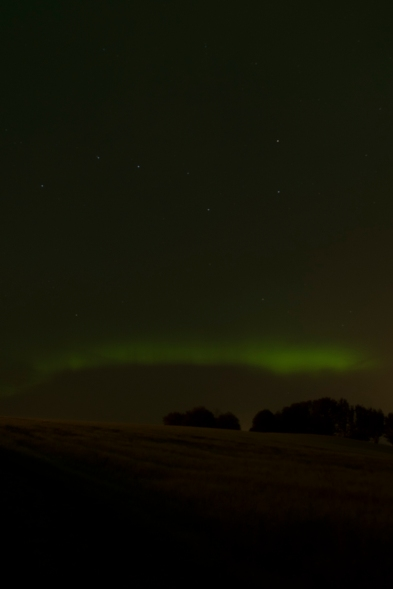 Northern lights - Melhus 2