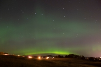 Northern lights - Melhus
