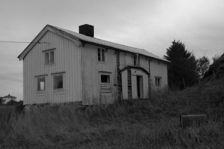 Abandoned farm - Frøya