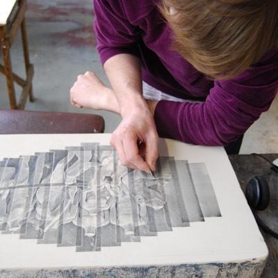 lithografi